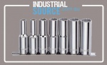 SOCKET SET 1/2 DR DEEP 7PC