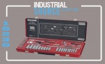 SOCKET SET 1/4 & 3/8 DR MET 57PC
