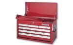 Top Chest 6 Drawer RED