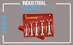Spanner Set Flare Nut MET 5pc