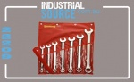 Spanner Set Ring & Open End Large MET 7pc