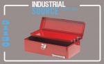 TOOL BOX W/ CANTILEVER TRAY